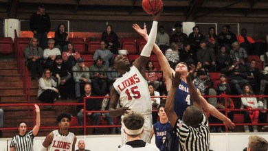Photo of Grisby Scores Season High on Luther Lions Court