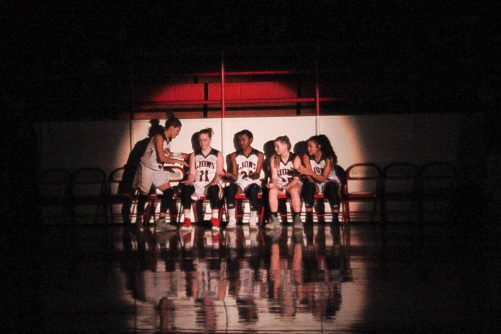 Lady Lions Basketball