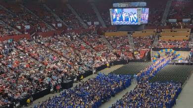 Photo of An EPIC Graduation for Luther Students
