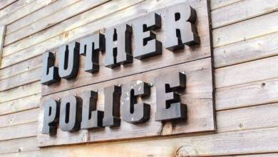 Photo of Luther Police Chief Resigns