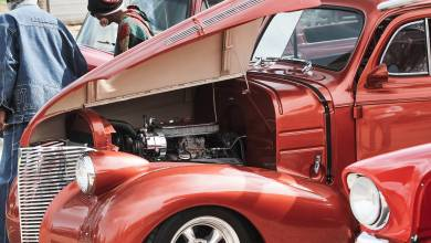 Photo of Luther Pecan Fest Car Show
