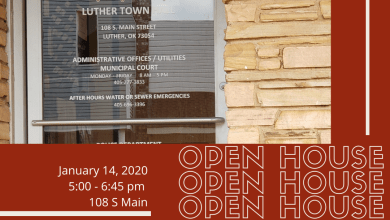 Photo of LUTHER TOWN HALL OPEN HOUSE