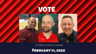 Photo of SCHOOL BOARD CANDIDATE: Meet Kevin Boydston