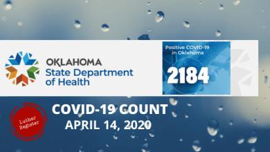 Photo of Oklahoma Covid-19 deaths top 100