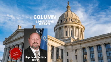 Photo of COLUMN: State Rep. Kevin Wallace