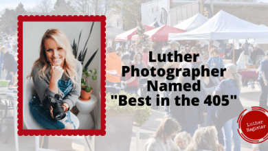 "Photo of Luther Photographer Named ""Best Portrait Photographer"""