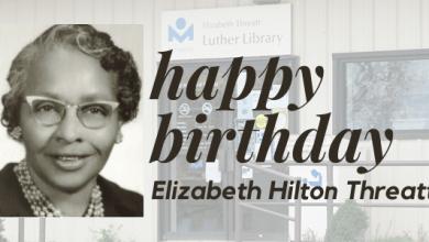 Photo of Happy 109th Birthday Elizabeth Threatt