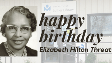 Photo of Happy 109th Birthday Elizabeth Threatt