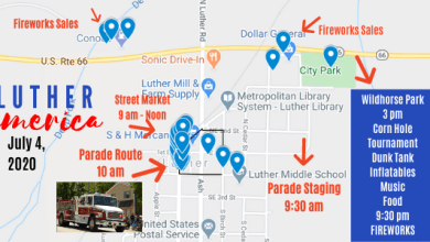 Photo of Luther's Fourth of July Parade & Fireworks are Happening