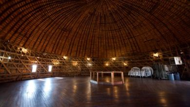 Photo of Arcadia Round Barn Temporarily Closes