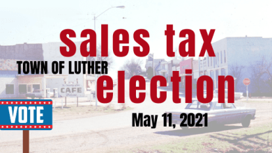 Photo of Luther Seeks Sales Tax Hike