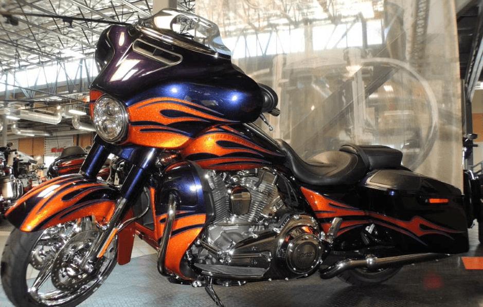 Harley Davidson CVO StreetGlide FLHXSE
