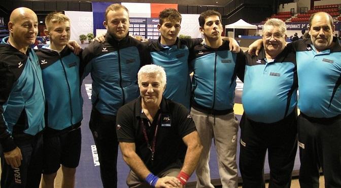 Championnats de France Séniors 2019