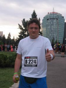 We run Bucharest