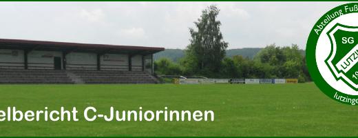 Bild SGL Fußball Spielbericht C-Juniorinnen