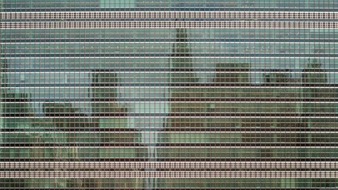 Das UN-Gebäude - Teilweise