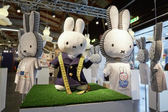 Miffy @ Fashion Comics