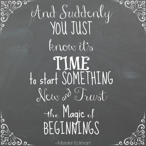 Image result for new beginnings