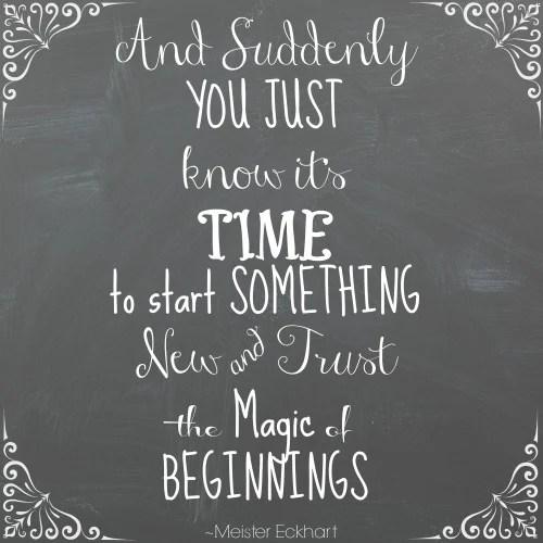 Image result for new beginnings