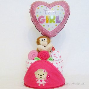 It's a Girl Monkey