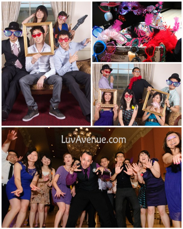 Wedding Photobooth and Interactive Entertainment Luv Avenue