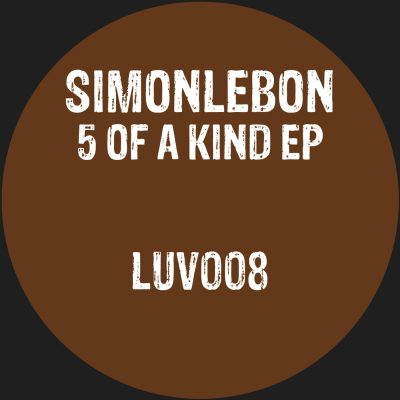 Simonlebon | 5 Of A Kind EP