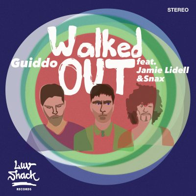 Guiddo Ft. Jamie Lidell & Snax | Walked Out