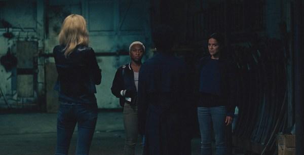 Viola Davis, Michelle Rodriguez, Elizabeth Debicki & Cynthia Erivo in Widows recensie
