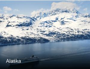 photograph of Alaska