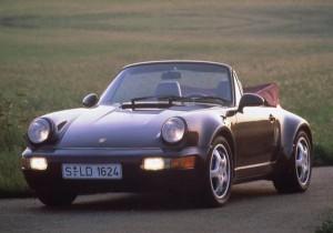 Sa Porsche Carrera 911.