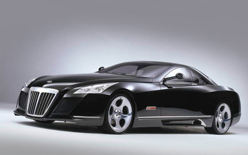 photo maybach exelero. Black Bedroom Furniture Sets. Home Design Ideas