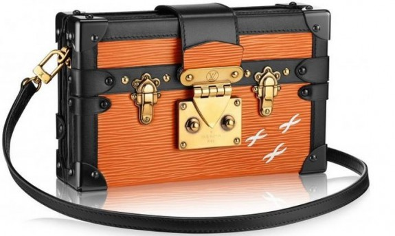 Louis-Vuitton-2014-FW-Petite-Malle-Epi-Orange
