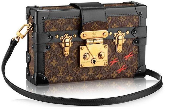 Louis Vuitton Petite Malle   La collection de sac à main Automne ... c557d27a99b
