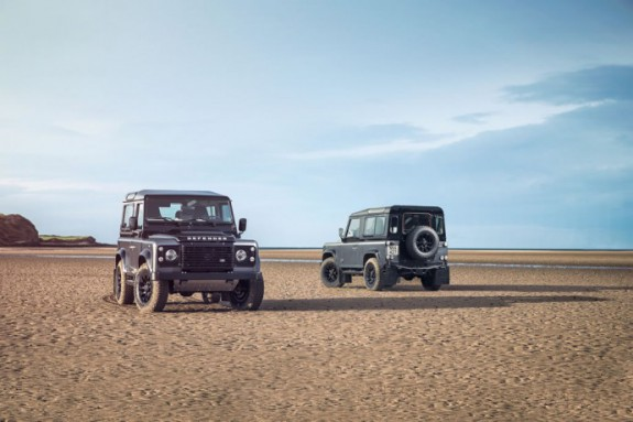 Land Rover Defender Autobiography Edition