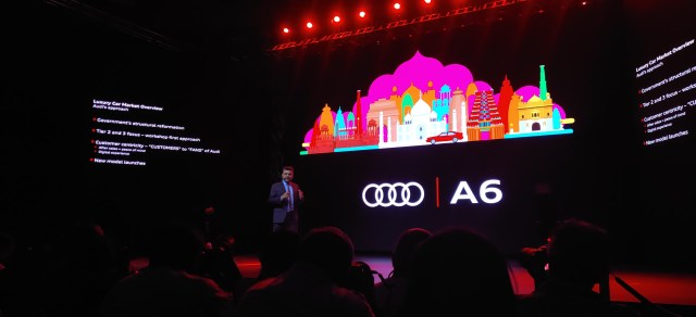 Balbir Singh Dhillon, Head of Audi India, on the luxury car market