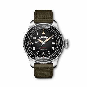 IWC Schaffausens Timezoner Spitfire edition