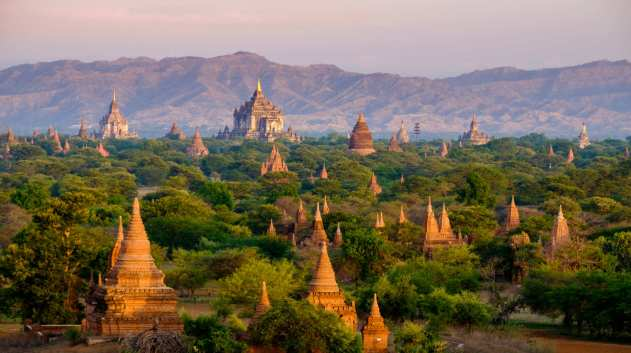 Bagan, Myanmar, UNESCO site