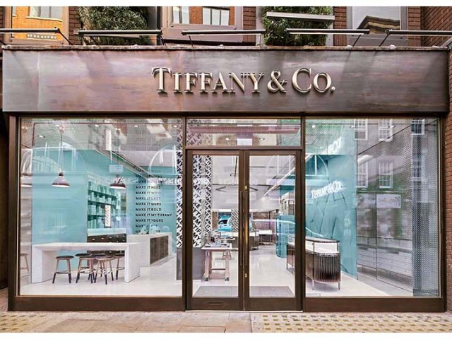 Tiffany & Co., Covent Garden, London