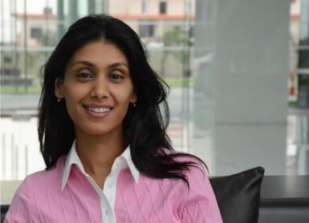 India's richest woman