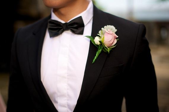 Tenue De Mariage Homme Cravate Ou Nud Papillon