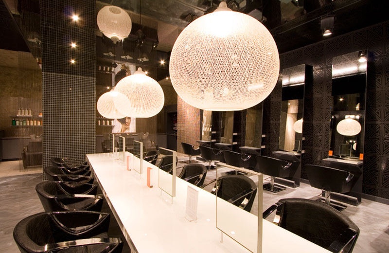 Top Finalist In Salon Design Award Chatswood Chase Salons