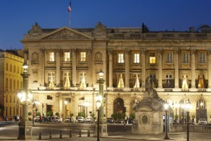 Paris luxury hotels