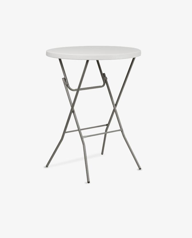 Highboy Bar Height Table