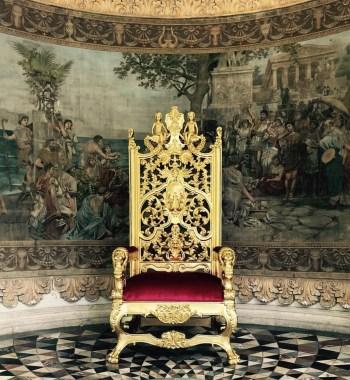Throne King and Queen Chair Rentals Atlanta Miami Georgia Florida Luxe Event Rental