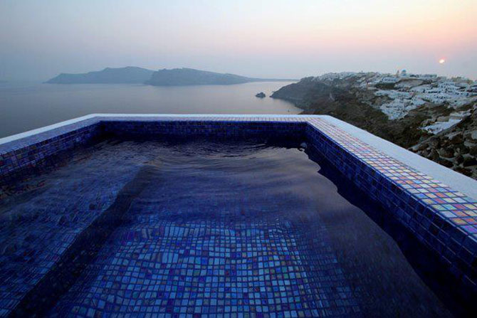 Top 10 cool pools for a hot summer day Ikies Santorini