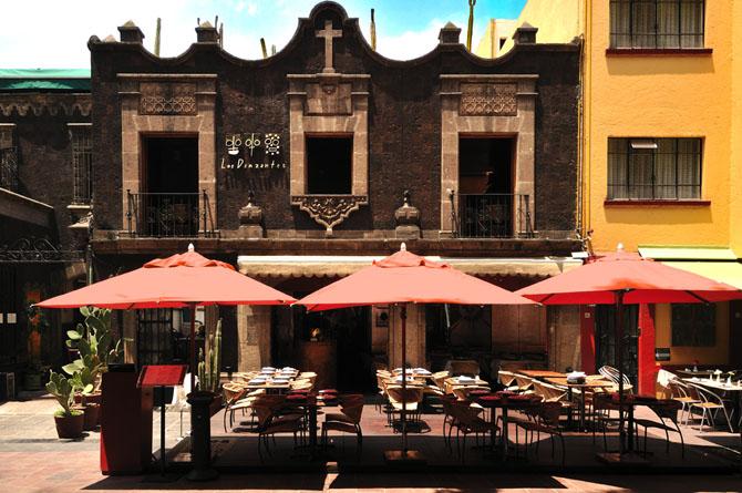 5 Must Try Restaurants in Mexico City Los Danzantes 1