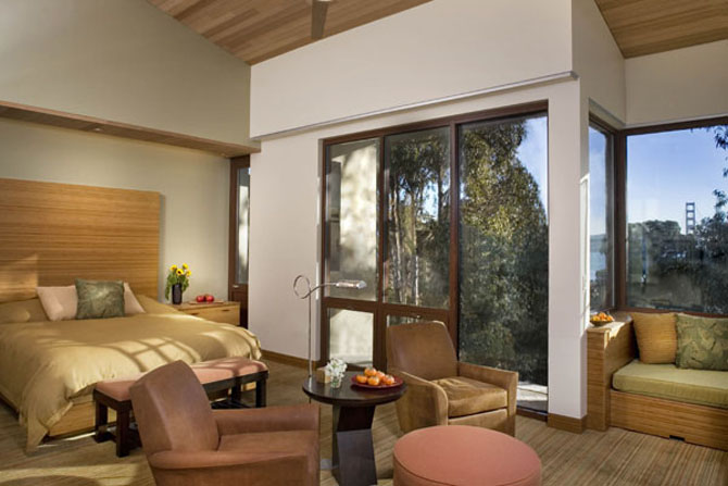 8 Gorgeous Hotels in San Francisco Cavallo Point Lodge