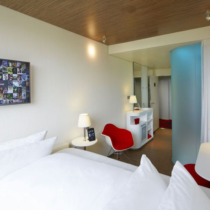 Affordable Luxury for All at the Citizen M in Paris 3