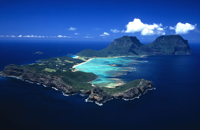 Catching the Perfect Wave with Luxury Surf Resorts Lord Howe Island Australia 1