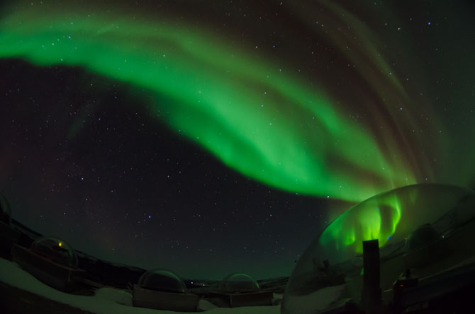 Dreamy Experiences beneath the Northern Lights 4